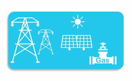 Possibilidade de atendimento de energia elétrica em baixa